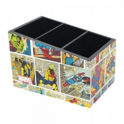 Porta Multi Objetos Comics Colors Marvel
