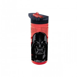Garrafa Cantil Tritan Darth Vader Star Wars 600mL