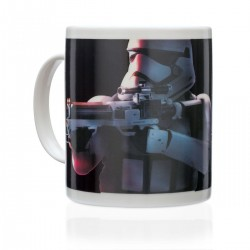 Caneca Mágica Stormtrooper Star Wars 310mL