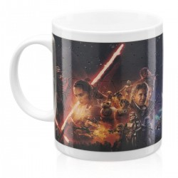 Caneca Mágica Star Wars EpVII The Force Awakens 310mL