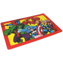 Jogo Americano Marvel Comics Colors