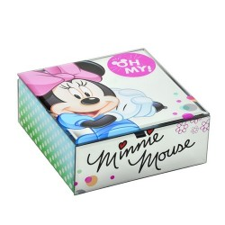 Porta Joias Espelhado Minnie Bow-tiful Disney