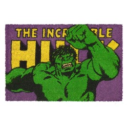 Tapete Capacho Incredible Hulk Marvel