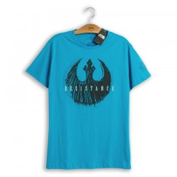 Camiseta Star Wars VIII BB8, R2 & C3PO