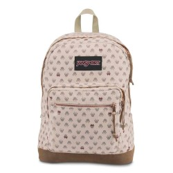 Mochila Right Pack Bege Luxe Minnie
