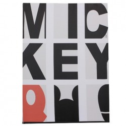 Quadro Mickey Type Disney