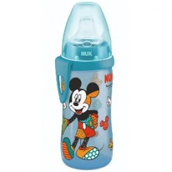 Copo Antivazamento Mickey by Romero Britto 300ml