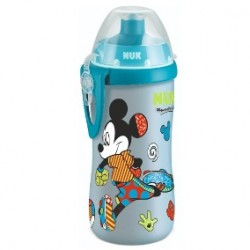 Squeeze Junior Mickey by Romero Britto 300ml
