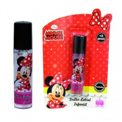 Brilho labial Infantil Minnie