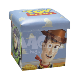 Caixa Puff Toy Story