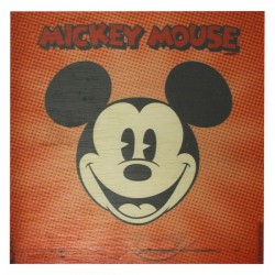 Quadro Mickey Head Classic Disney