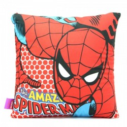 Almofada Fibra Veludo Amazing Spider Man Pop Art