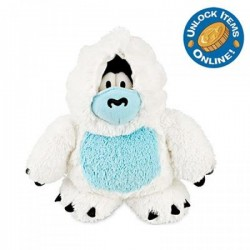 Pelúcia Club Penguin Yeti Disney