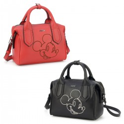 Bolsa Baú Drawing Mickey Mouse