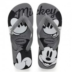 Chinelo Mickey Mouse Faces Disney Havaianas Top