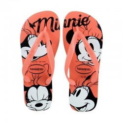 Chinelo Minnie Mouse Faces Disney Havaianas Top