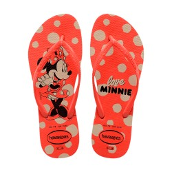Chinelo Minnie Mouse Disney Havaianas Top Candy