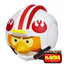 Boneco Angry Birds Star Wars Luke Skywalker Hasbro