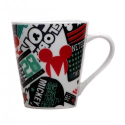 Caneca Mickey Disney Global Icon Porcelana 290 mL