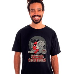 Camiseta Vintage Comics Marvel