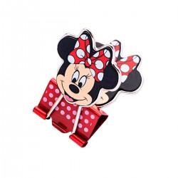 Binder Clip Minnie 25mm Disney