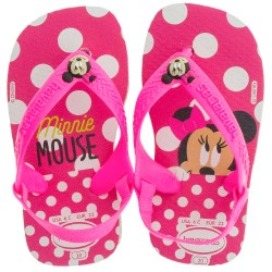 Chinelo Baby Minnie Mouse Havaianas