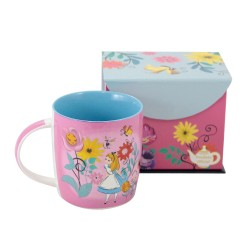 Caneca Garden Alice in Wonderland Disney