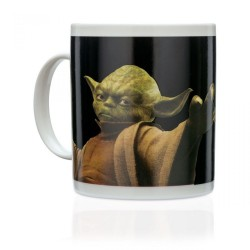 Caneca Mágica Yoda Star Wars 310mL