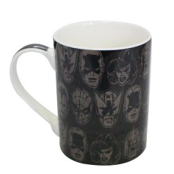 Caneca Longa Classic Marvel Faces PB Comics Marvel