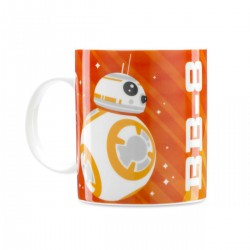 Caneca BB8 Star Wars 310mL