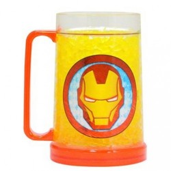Iron Man Armored Caneca de Gelo 400mL