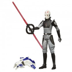 Boneco The Inquisitor 10 cm - Star Wars Despertar de Força Hasbro B3445