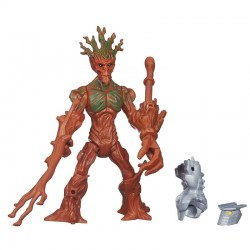 Boneco Groot Super Hero Marshers