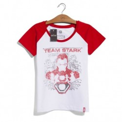 Camiseta Marvel Feminino Time Stark