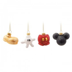 Enfeites de Natal Disney - Kit Miniaturas Mickey