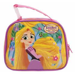 Lancheira Cartoon Rapunzel Disney