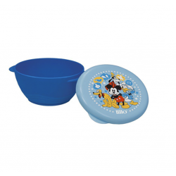 Bowl com Tampa Mickey Mouse Disney - Azul