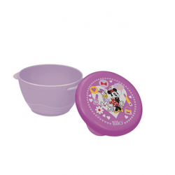 Bowl com Tampa Minnie Mouse Disney - Rosa