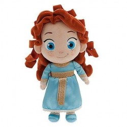 Pelúcia Princess Toddler Merida - Valente Disney