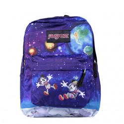 Mochila High Stakes Astronautas Mickey e Minnie Mouse Disney
