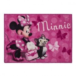 Tapete infantil 70x50cm Disney - Minnie