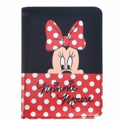 Porta Passaporte Minnie Disney