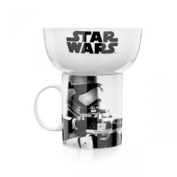 Caneca e Bowl Stormtrooper Star Wars