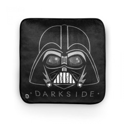 Almofada com Speaker e Massageador Darkside Darth Vader Star Wars