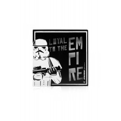 Quadro Luminária Loyal to the Empire Stormtrooper  Star Wars