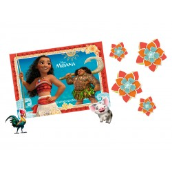 Kit Decorativo Moana