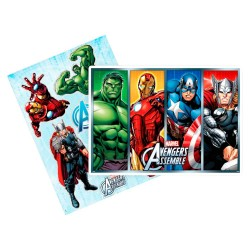 Kit Decorativo Avengers Animated