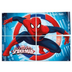 Painel Decorativo Ultimate Spider Man 126x88cm