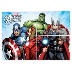 Painel Decorativo Avengers Animated 126x88cm