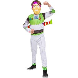 Fantasia Longa Buzz Lightyear Toy Story Disney/Pixar